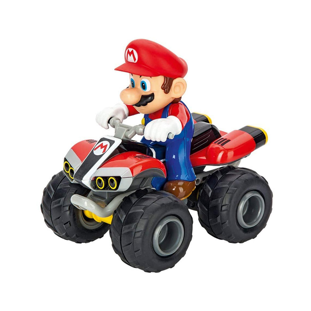 RC Vehicle - Carrera Mario Kart Mario 1:20 Quad RC Car