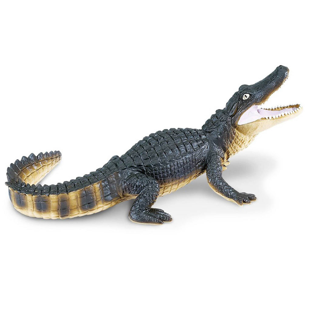 Alligator Wildlife Figure Safari Ltd