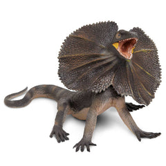 Frilled Lizard Incredible Creatures Figure Safari Ltd - Radar Toys