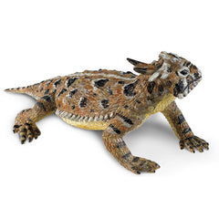 Horned Lizard Incredible Creatures Figure Safari Ltd - Radar Toys