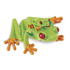 Red-Eyed Tree Frog Incredible Creatures Figure Safari Ltd - Radar Toys