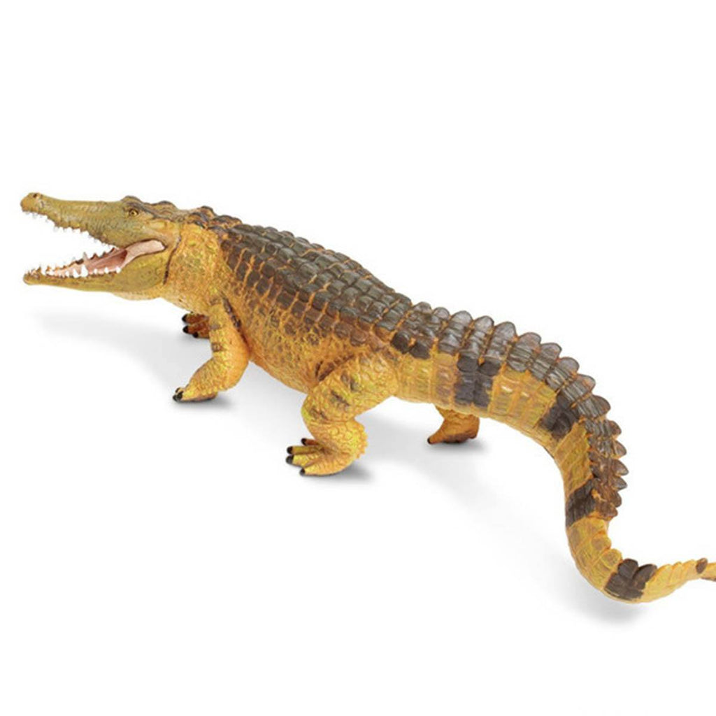 Saltwater Crocodile Incredible Creatures Figure Safari Ltd - Radar Toys
