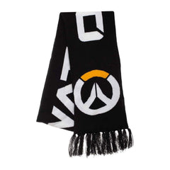 Scarves - Overwatch Core Logo Black Scarf