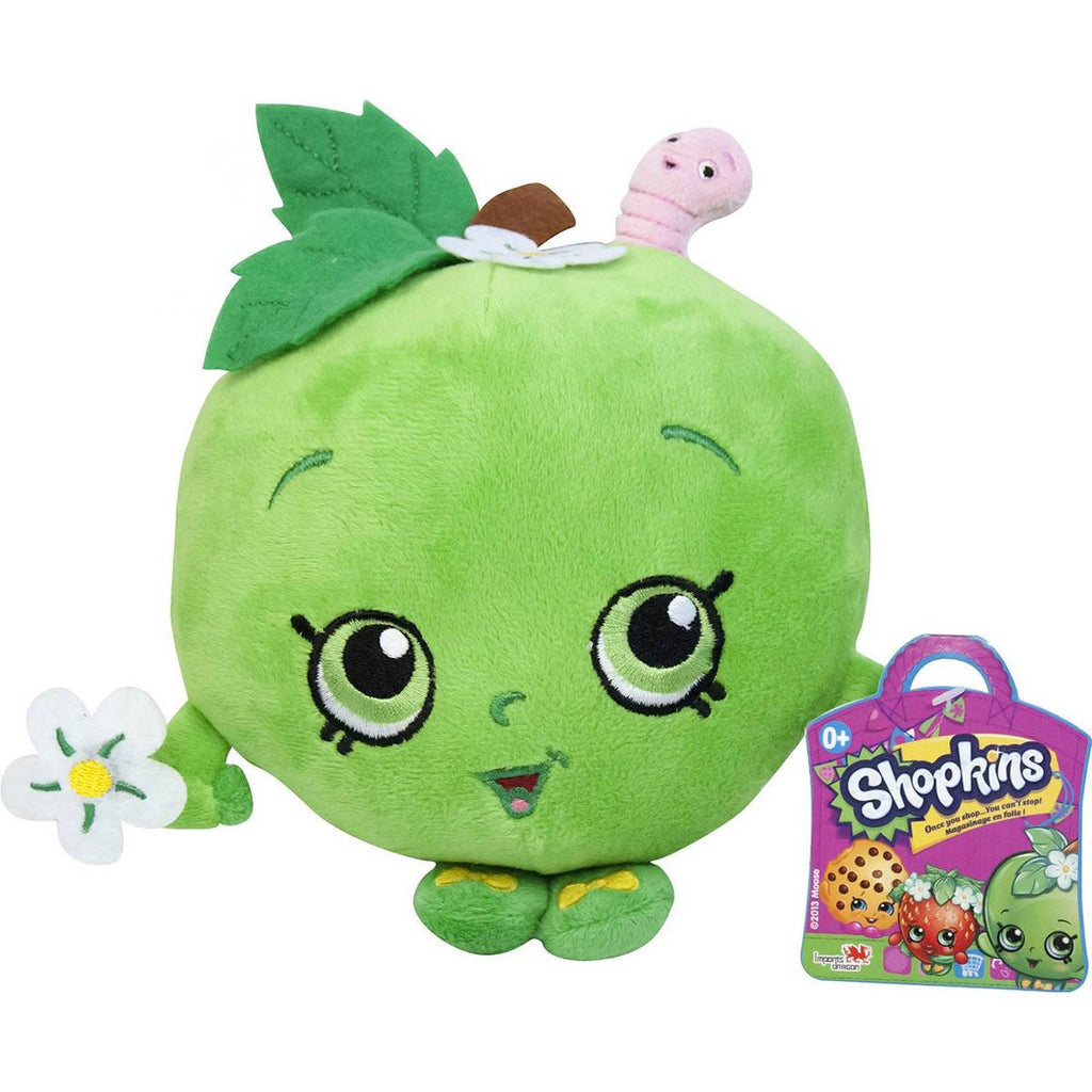 Shopkins Apple Plush Figure