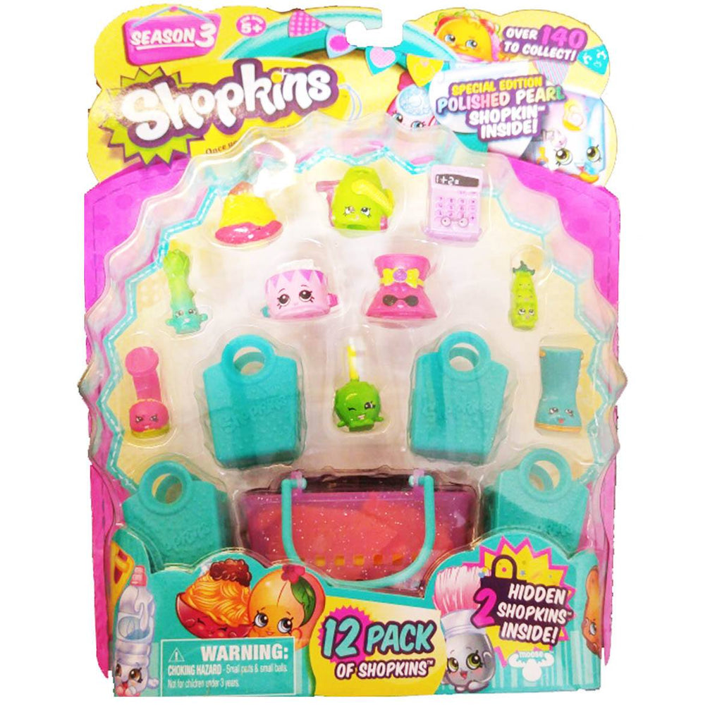 Shopkins Season 3 12 Pack Set 10