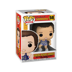 Funko Icons POP Richard Simmons Dancing Vinyl Figure
