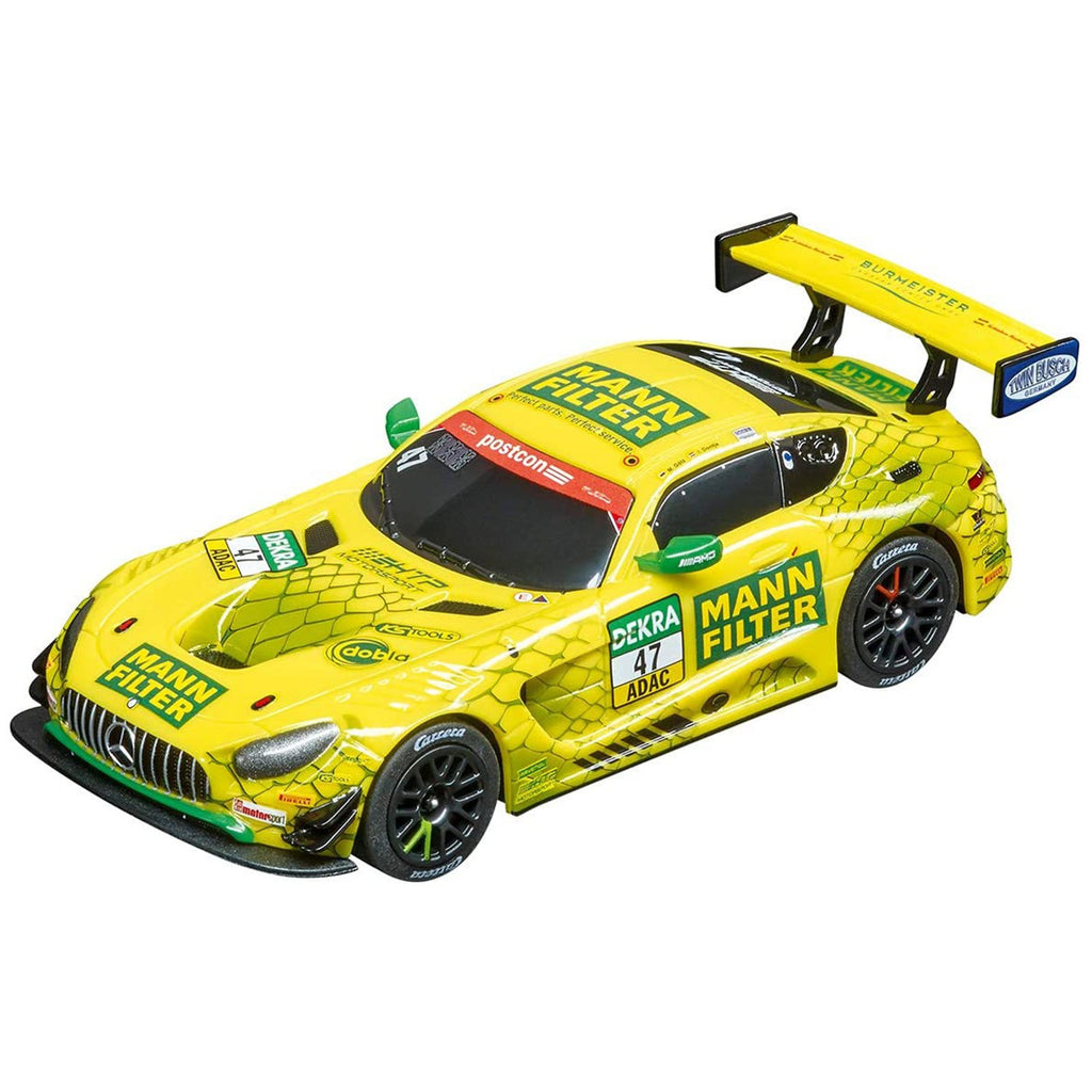 Slot Car - Carrera Mercedes AMG GT3 Mann-Filter Team Htp Electric Slot Car