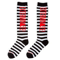 Doctor Who Exterminate 1 Pair Of Long Socks - Radar Toys