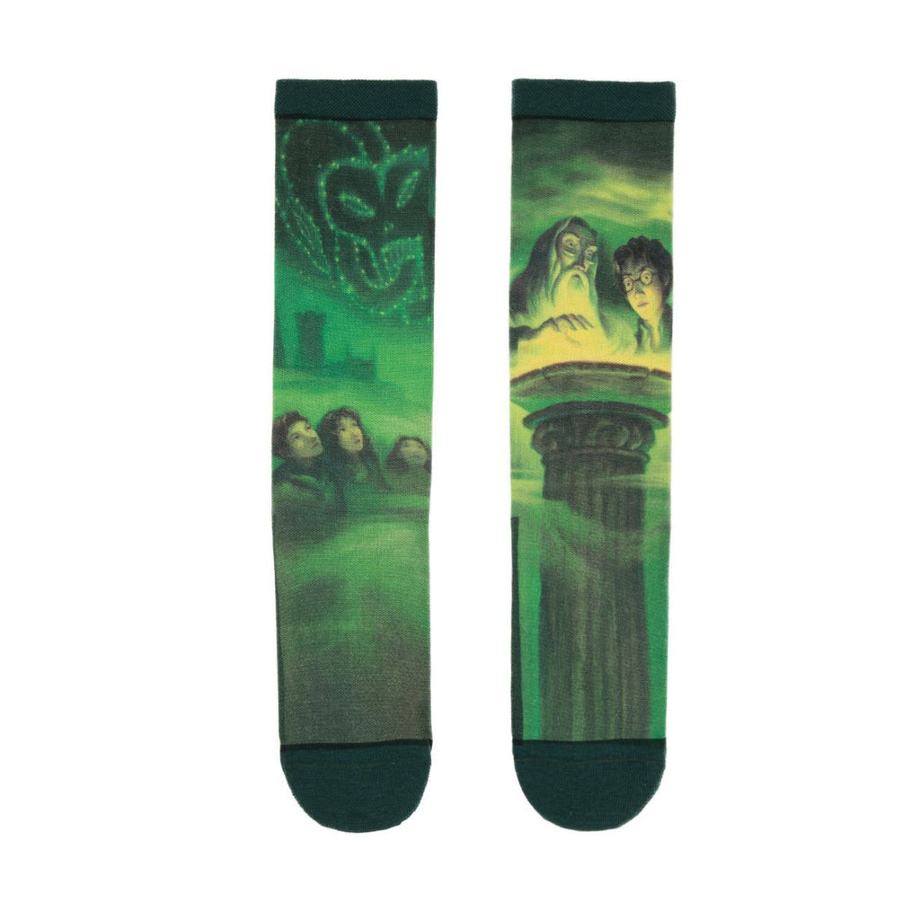 Harry Potter The Half-Blood Prince Single Pair Large Crew Socks