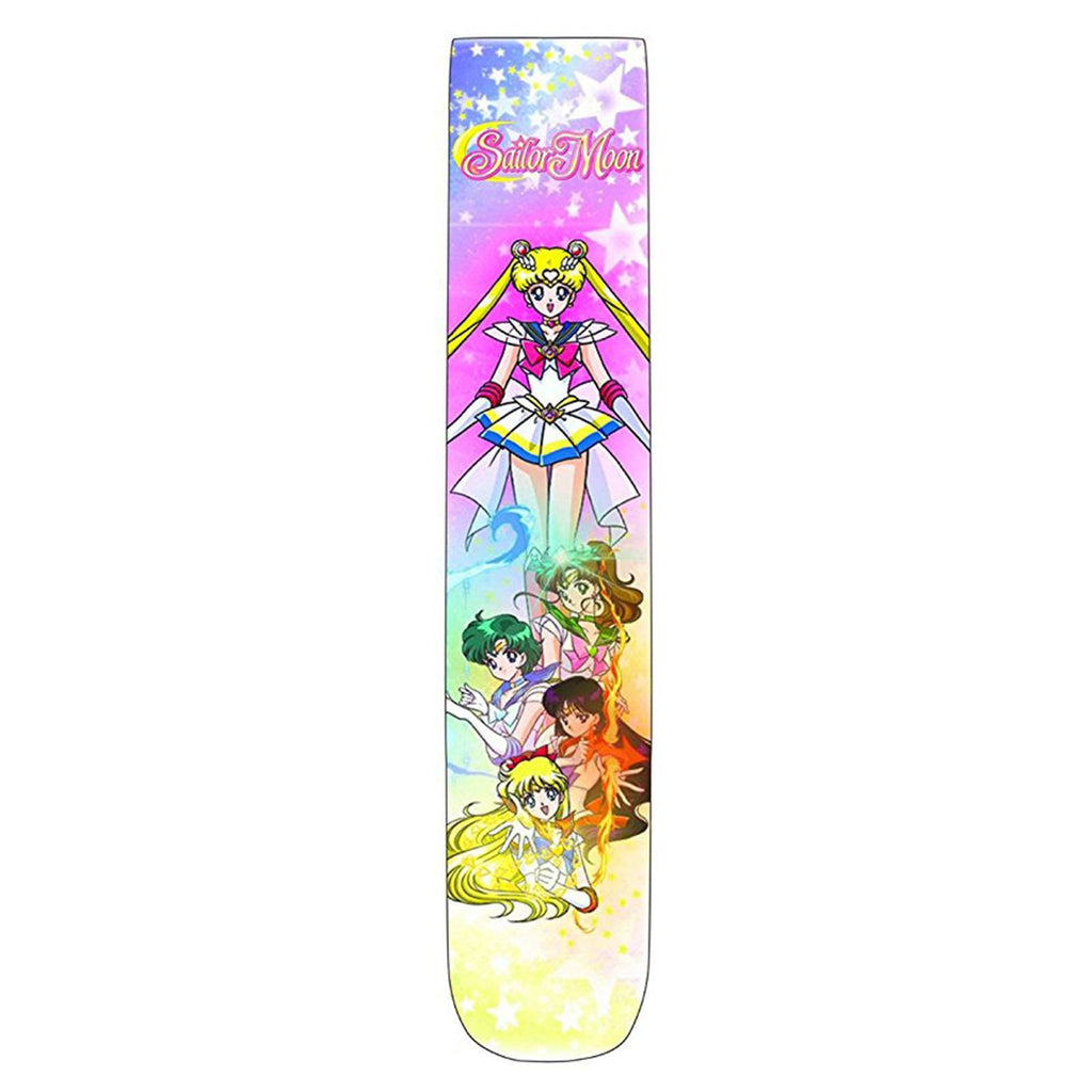 Sailor Moon 360 Photoreal Print Team 1 Pair Of Long Socks