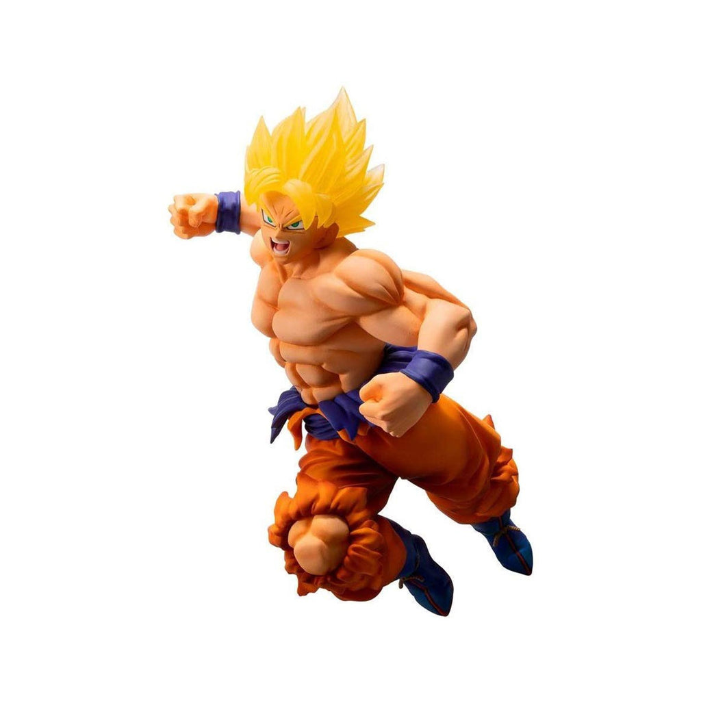 Statue - Bandai Dragon Ball Super Saiyan Son Goku 93 Ichibansho Figure