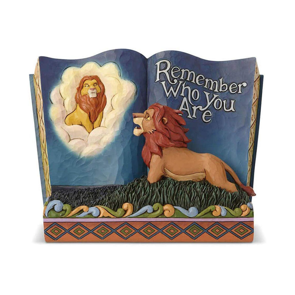Enesco Disney Traditions Lion King Remember Who You Are Statue