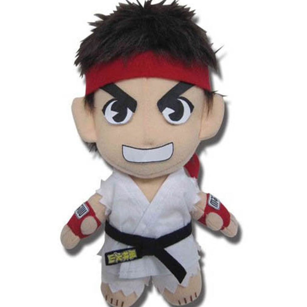 Street Fighter 4 Ryu Plush Figure