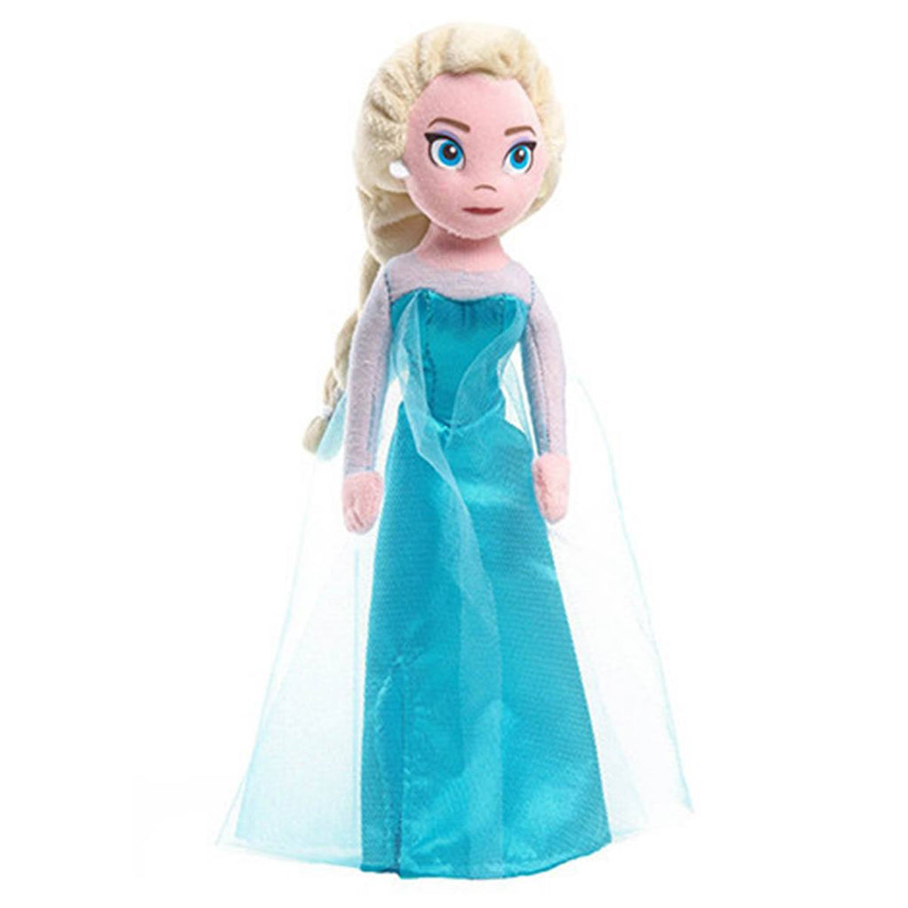 Disney Frozen Elsa Talking Plush Figure