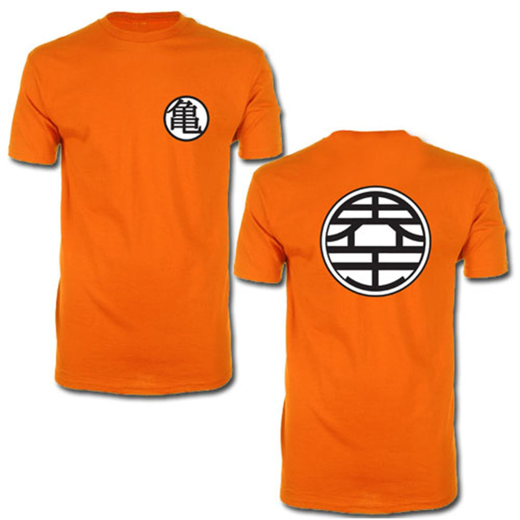 Dragon Ball Z Kame Symbol Tee Shirt