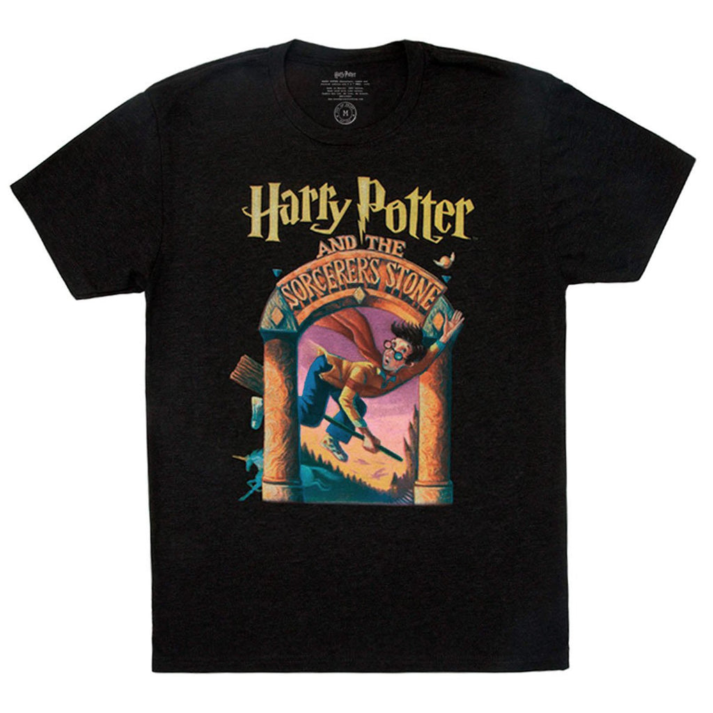 Harry Potter The Sorcerer's Stone Unisex Adult T-Shirt