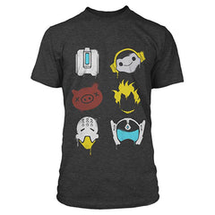 T-Shirts - Overwatch Battle Spray Premium Tee Shirt
