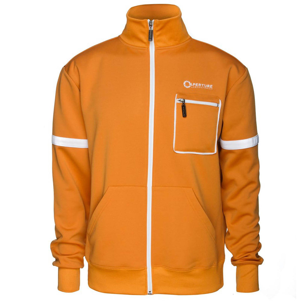 Portal 2 Aperture Test Subject Premium Track Jacket