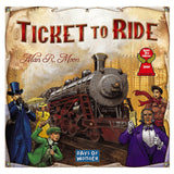 Board Games - Ticket To Ride The Board Game