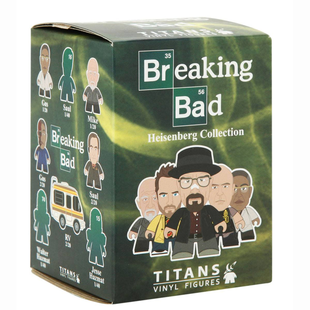 Breaking Bad Heisenberg Collection Blind Box Figure