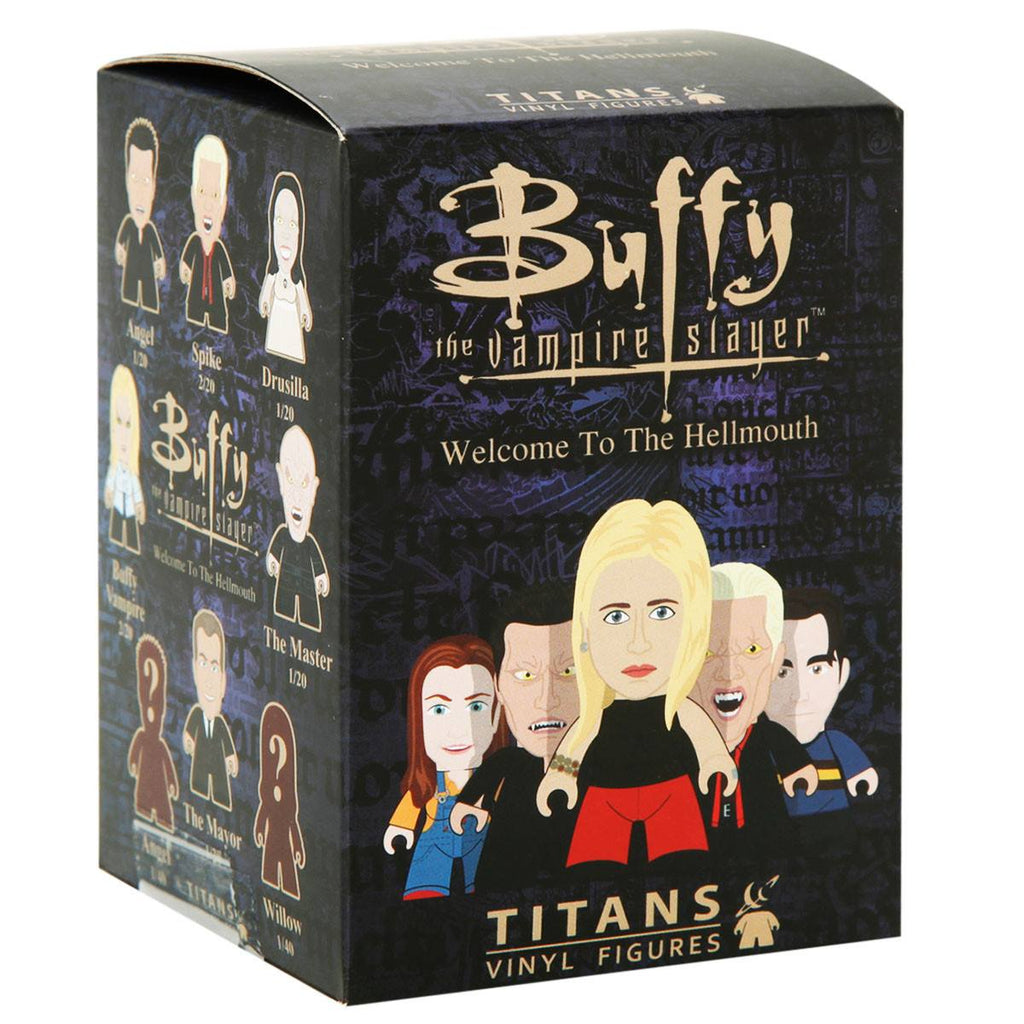 Buffy The Vampire Slayer Titans Welcome To The Hellmouth Blind Box Figure