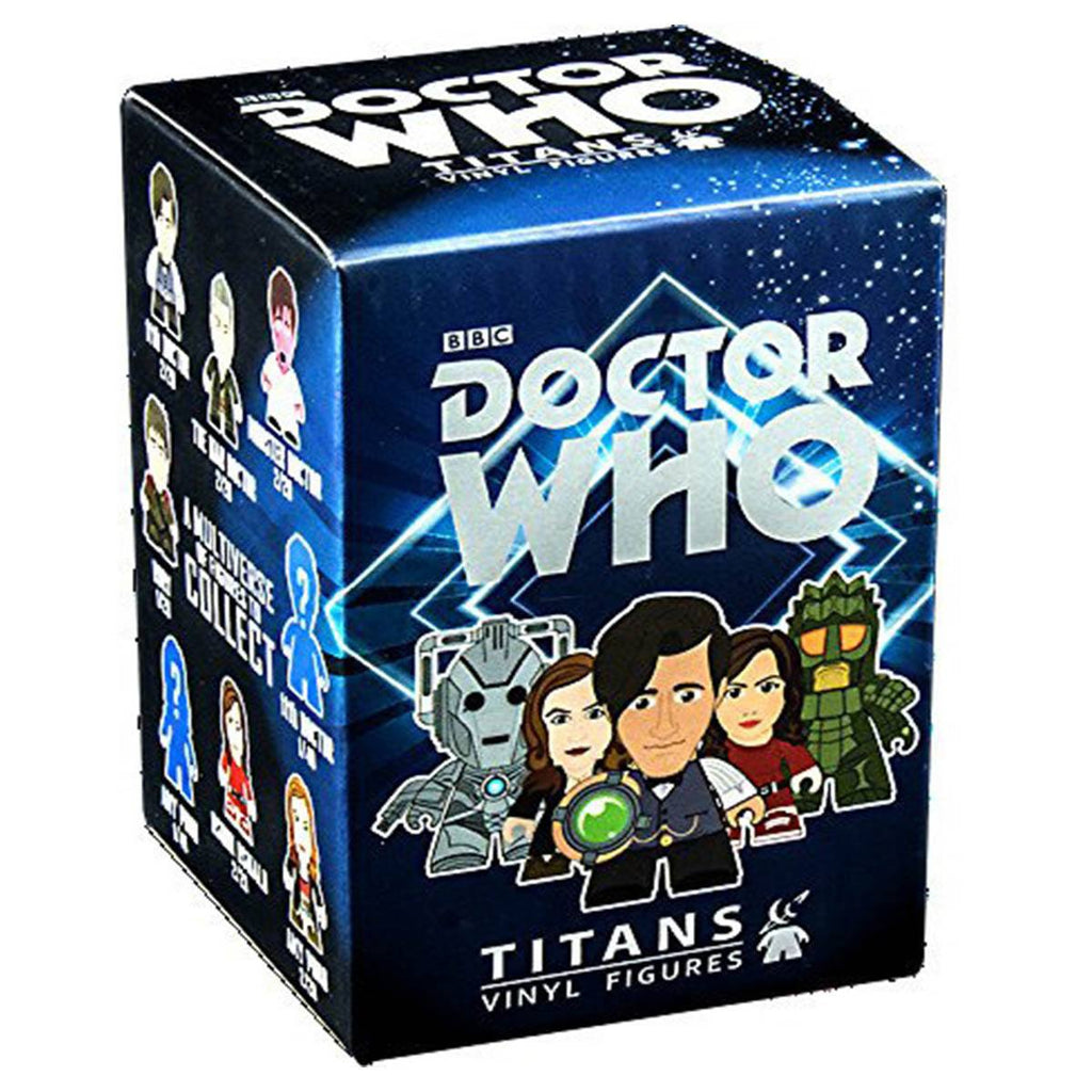 Doctor Who Titans Eleventh Doctor Series 2 Blind Box Vinyl Figure
