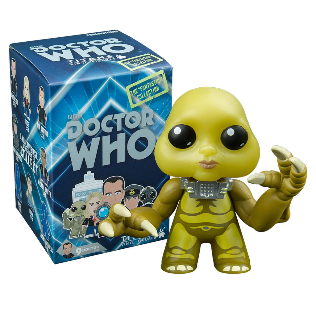 Doctor Who Titans Ninth Doctor Blind Box Vinyl Figure