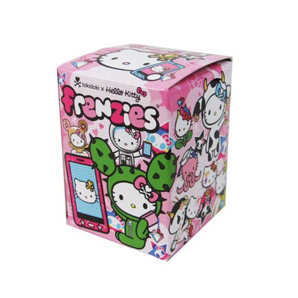 Tokidoki Hello Kitty Frenzies Mystery Blind Box Figure