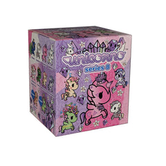 Tokidoki Blind Boxes - Tokidoki Unicorno Series 8 Mystery Blind Box Figure
