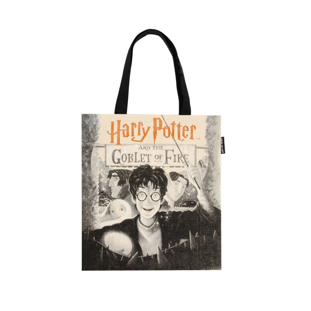 Harry Potter Goblet Of Fire Tote Bag