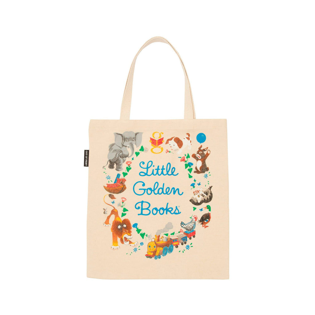 Tote Bag - Little Golden Books Tote Bag