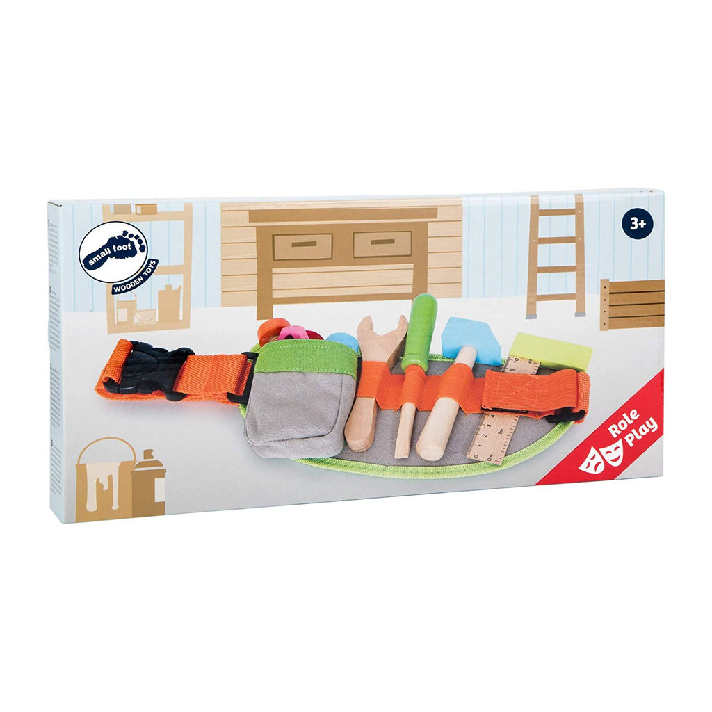 Toy - Small Foot Tool Belt Wooden Play Set 4745