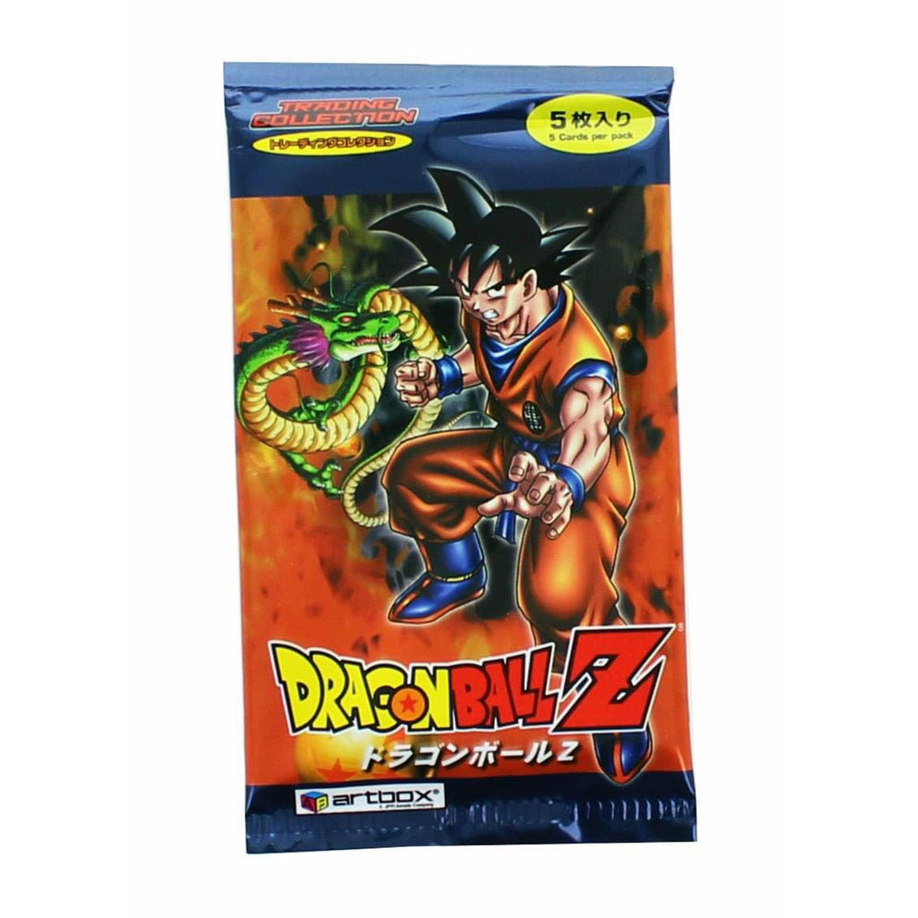 Artbox Dragon Ball  Z 5 Card Pack