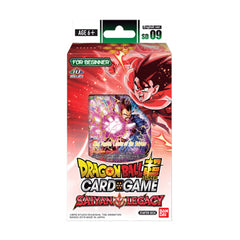 Trading Cards - Dragon Ball Super Saiyan Beginner Legacy Starter Deck