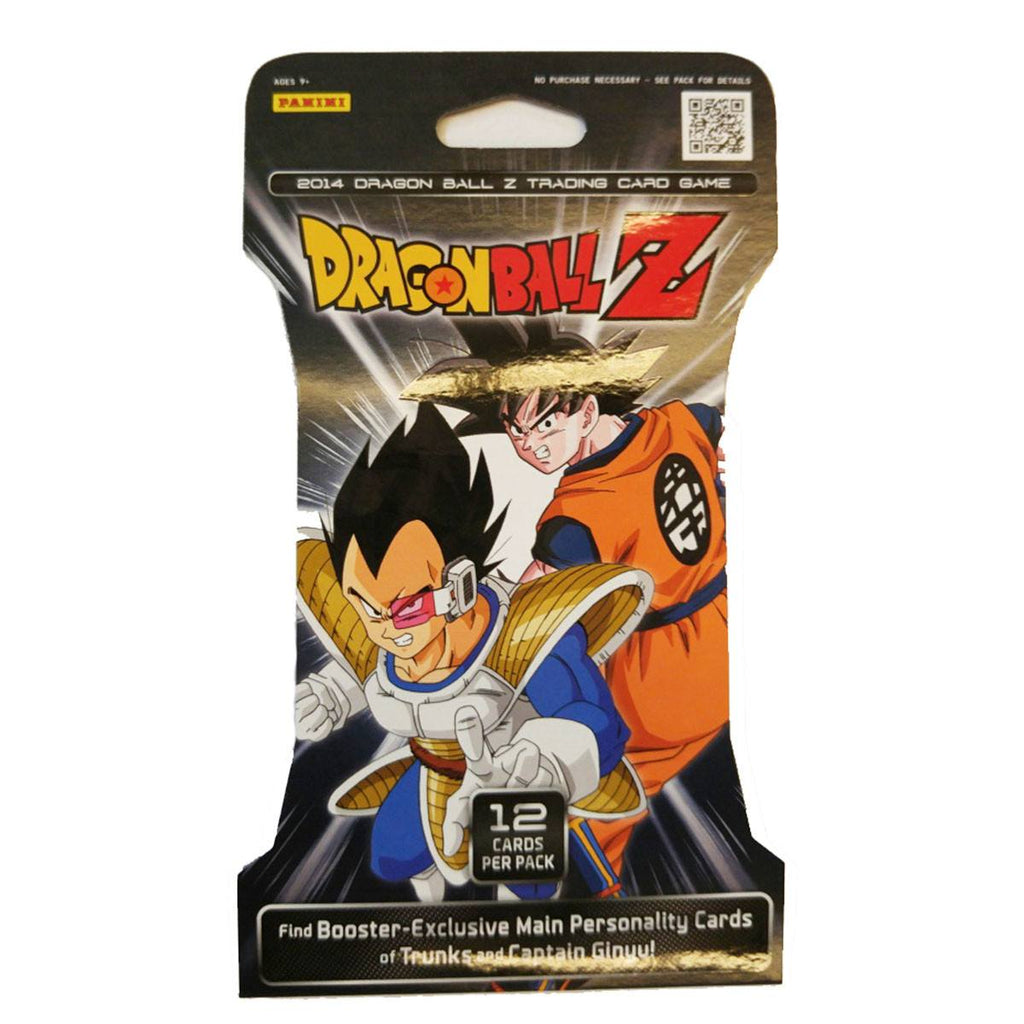 Dragon Ball Z Booster Pack Trading Card Game - Radar Toys