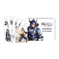 Trading Cards - Final Fantasy Opus X Ancient Champions Pre Release Kit