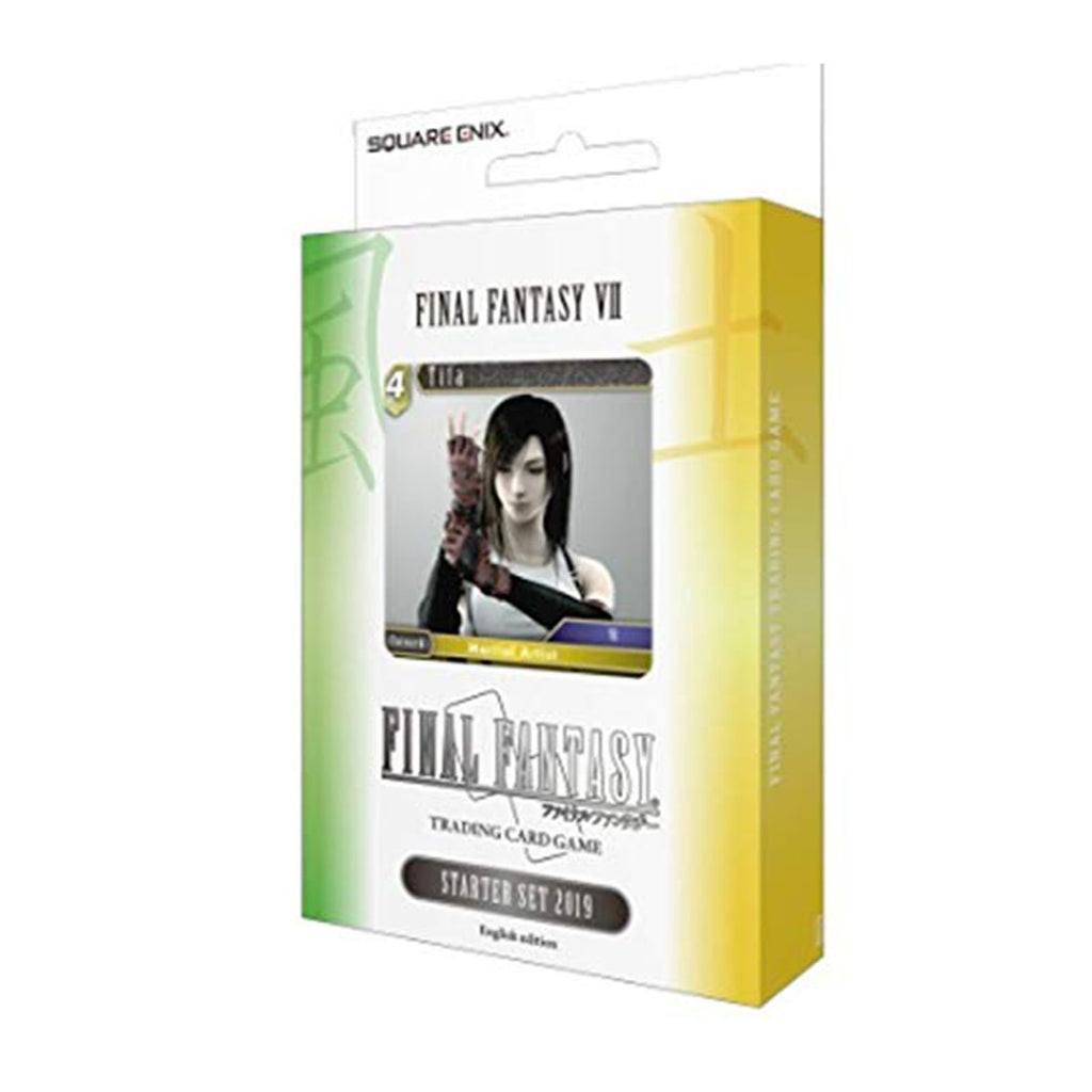 Final Fantasy VII Starter Set 2019 Trading Card Game