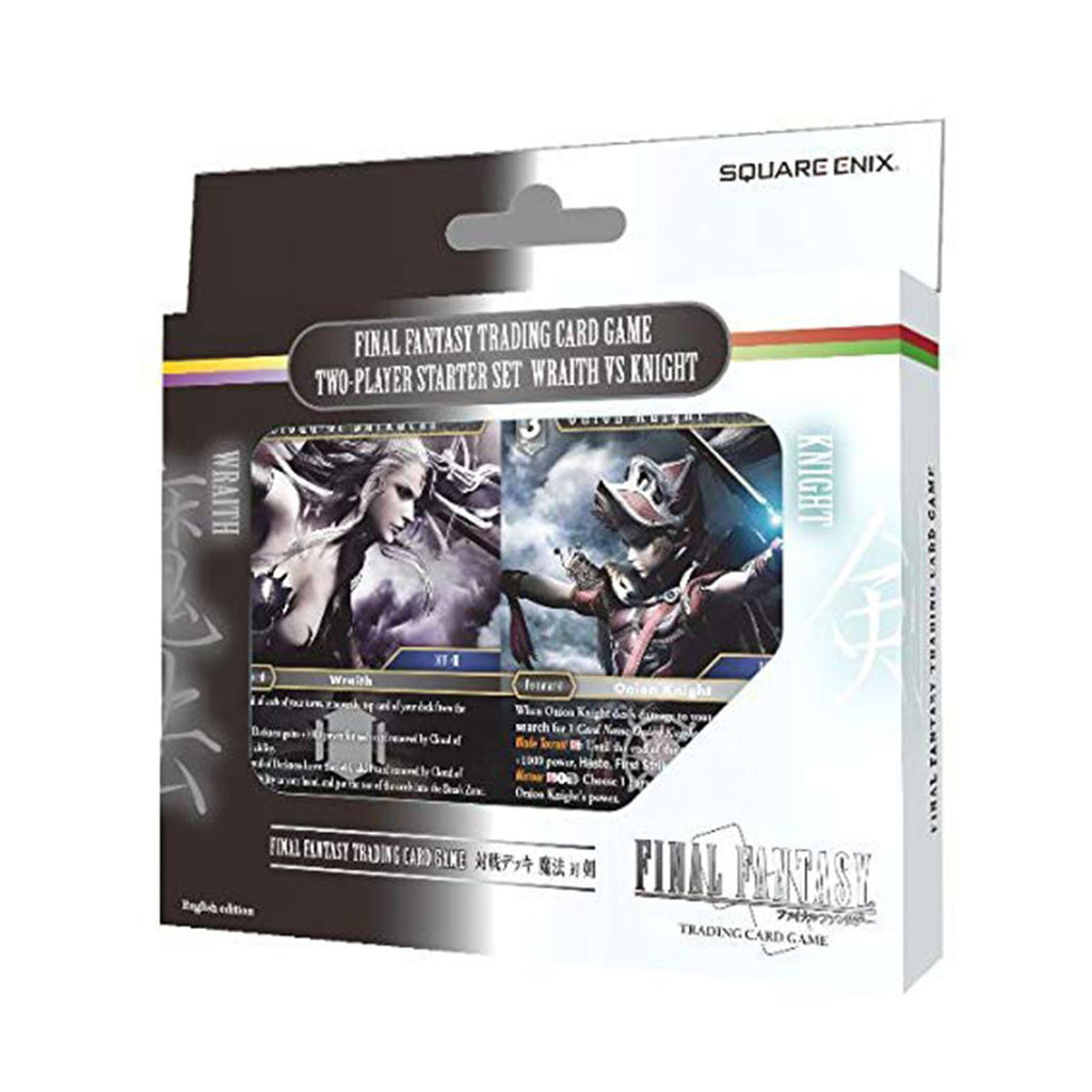 Final Fantasy Wraith Knight Starter Set Trading Card Game