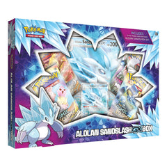 Trading Cards - Pokemon Alolan Sandslash GX Box Trading Card Game Set