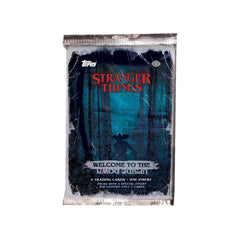 Trading Cards - Stranger Things Upside Down Trading Cards Pack