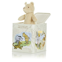 Traditional Toys - Disney Baby Classic Winnie The Pooh Jack-In-The-Box