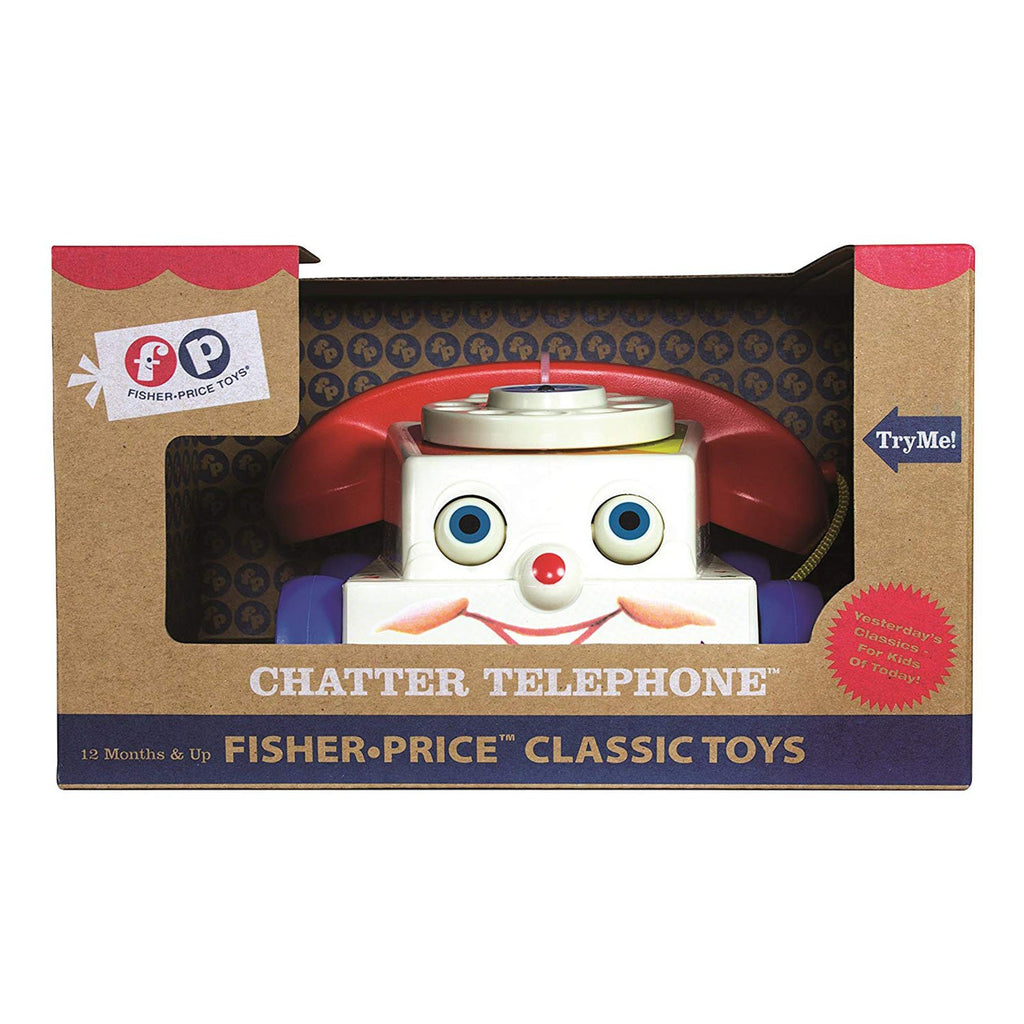 Fisher Price Chatter Telephone Classic Toy