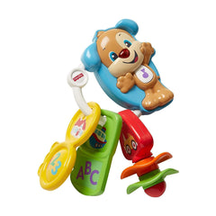 Traditional Toys - Fisher Price Count And Go Keys Development Play Set