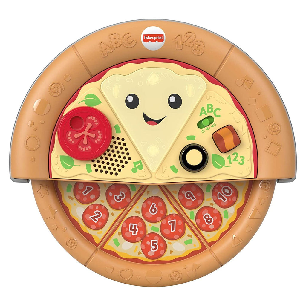 Fisher Price Laugh And Learn Slice Of Learning Pizza