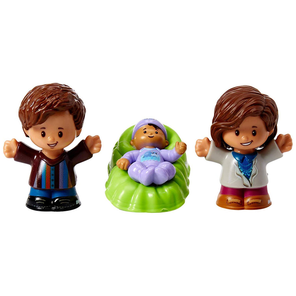 Fisher Price Little People Big Helpers Family Set A