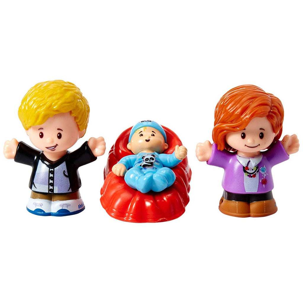 Fisher Price Little People Big Helpers Family Set B