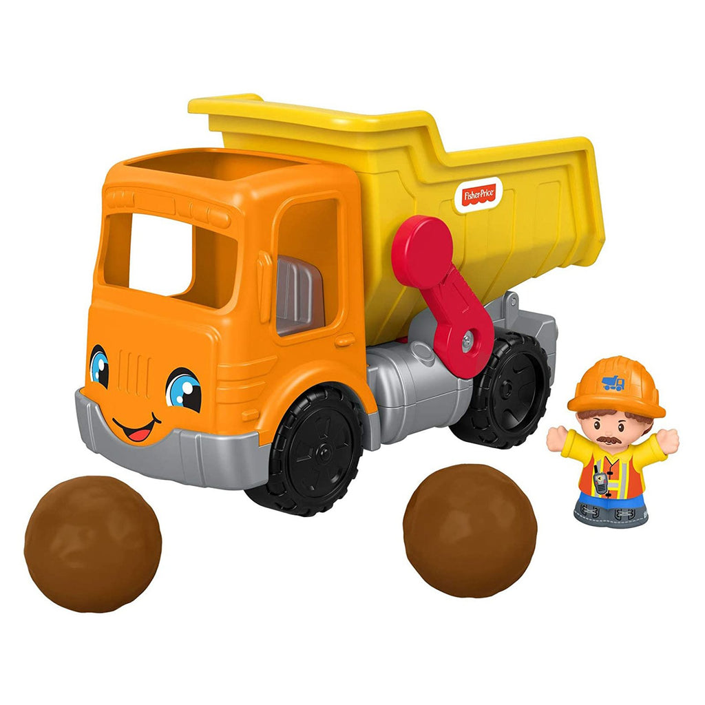 Fisher Price Little People Work Together Dump Truck Set