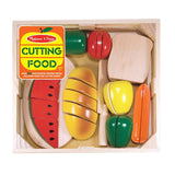 Traditional Toys - Melissa And Doug Cutting Food Play Set