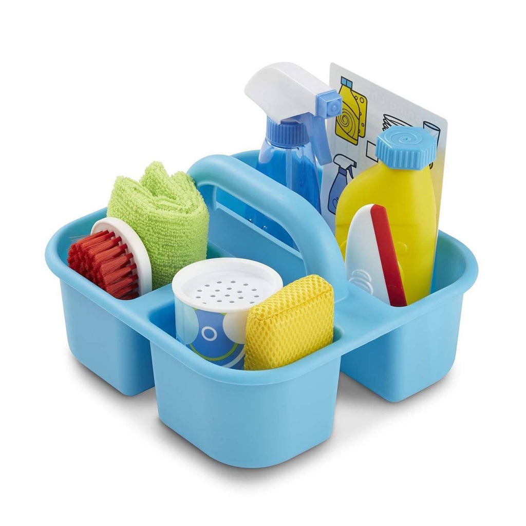 Traditional Toys - Melissa And Doug Let's Play House Cleaning Set
