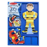 Traditional Toys - Melissa And Doug Magnetic Joey Pretend Play